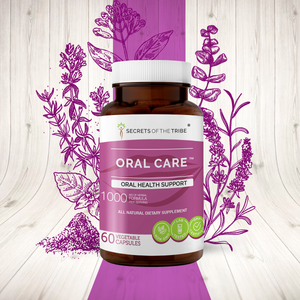 Oral Care Capsules. Oral Health Support