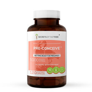 Pre-Conceive Capsules. Getting ready for Pregancy