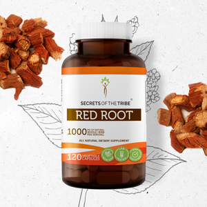 Red Root Capsules