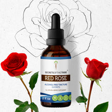 Load image into Gallery viewer, Red Rose Tincture
