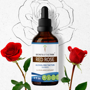 Red Rose Tincture