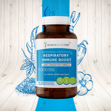 Load image into Gallery viewer, Respiratory Immune Boost Capsules. Lung Congestion Formula