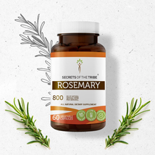Load image into Gallery viewer, Rosemary Capsules