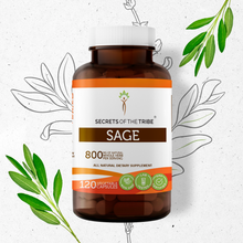 Load image into Gallery viewer, Sage Capsules