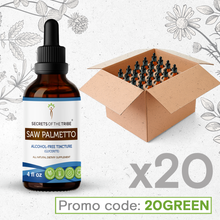 Load image into Gallery viewer, Saw Palmetto Tincture