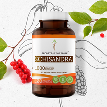 Load image into Gallery viewer, Schisandra Capsules