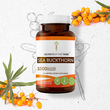 Load image into Gallery viewer, Sea Buckthorn Capsules