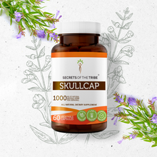 Load image into Gallery viewer, Skullcap Capsules