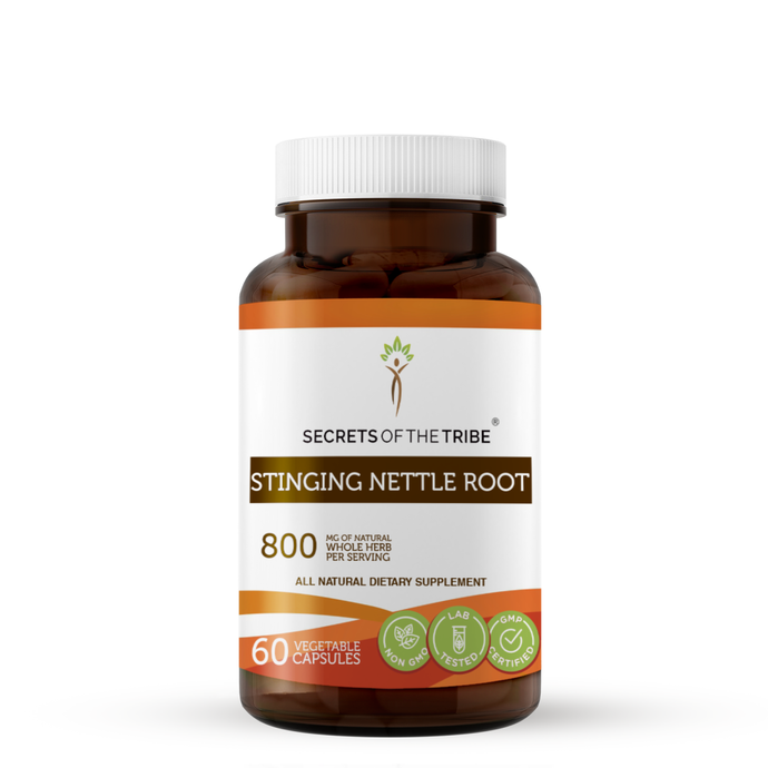 Stinging Nettle Root Capsules