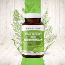 Load image into Gallery viewer, Stone Breaker Blend Capsules. Kidney Function Support
