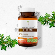 Load image into Gallery viewer, Thyme Capsules