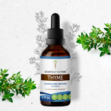 Load image into Gallery viewer, Thyme Tincture