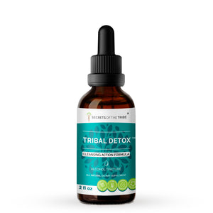 Tribal Detox. Cleansing Action Formula