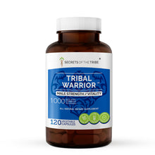 Load image into Gallery viewer, Tribal Warrior Capsules. Male Strength / Vitality