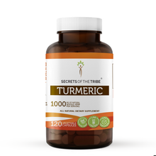 Load image into Gallery viewer, Turmeric Capsules