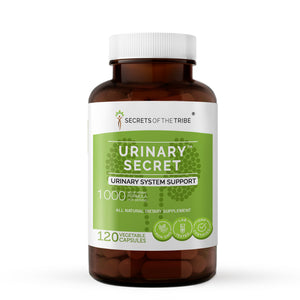 Urinary Secret Capsules. Urinary System Support