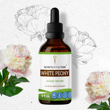 Load image into Gallery viewer, White Peony Tincture