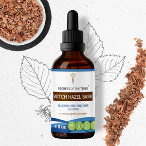 Witch Hazel Bark Tincture