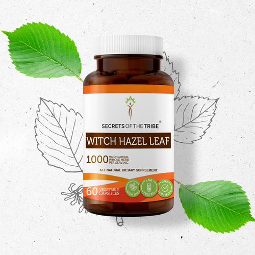 Witch Hazel Leaf Capsules