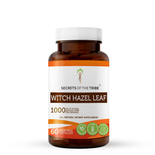 Load image into Gallery viewer, Witch Hazel Leaf Capsules