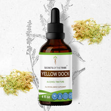Load image into Gallery viewer, Yellow Dock Tincture