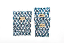 Load image into Gallery viewer, BeeBagz Lunch Pouches, set of 3