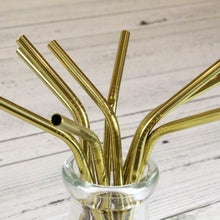 Load image into Gallery viewer, Stainless steel straw KIT
