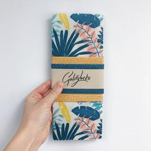 Load image into Gallery viewer, Goldilocks Beeswax Wraps, Set of 3, Tropics