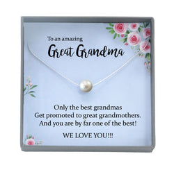 Great Grandma Gift for Great Grandma to be Pregnancy Reveal Gift for Great Grandmother, New Great Grandma gifts