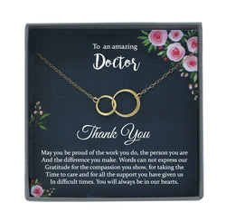 Doctor Gift for Doctor Woman doctor appreciation gift doctor thank you gift card