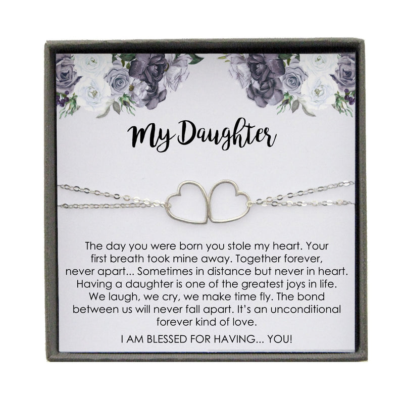 Gift for Daughter from mom Gift to Daughter Gift from Mom Daughter Birthday Gift to Daughter from Mom to Daughter