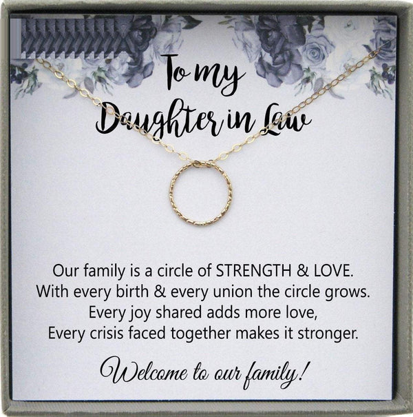 Daughter in Law Gift to Daughter in Law Wedding Gift for Bride from Mother of Groom to Bride Wedding Gift