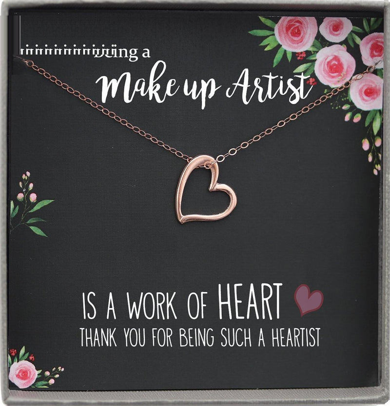 Make up Artist Gift for Makeup Artist Gift, Beautician Gift, Wedding Makeup Artist Gift Thank you from bride