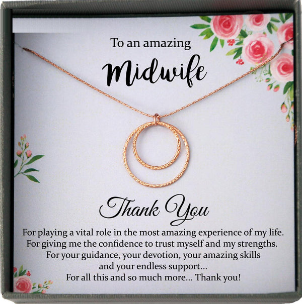 Midwife Gift for Midwife thank you Gift ideas for Doula Gift, Labor and Delivery Nurse thank you gifts