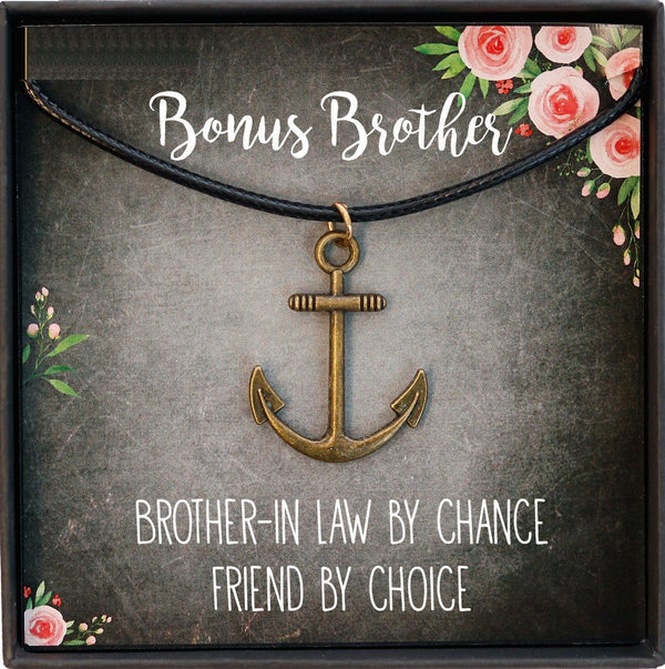Brother in Law Gift Christmas, Bonus Brother, Brother in Law Wedding Gift