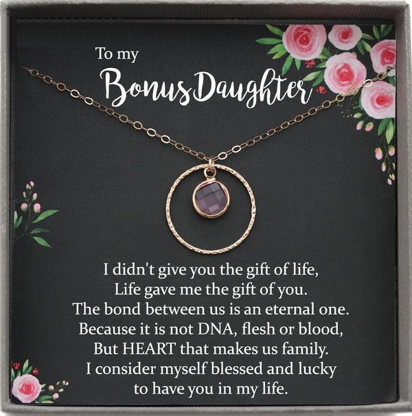 Stepdaughter Gift for Step Daughter