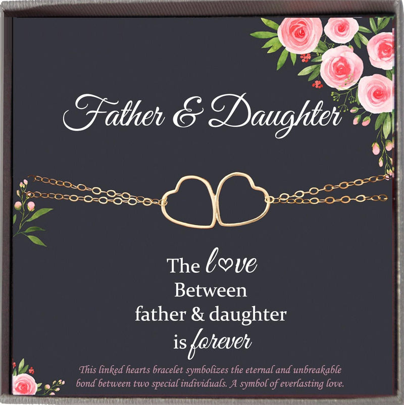 Father Daughter Gift Dad to Daughter Gift from Dad Daughter Gifts, Gift from Father, Jewelry for Daughter