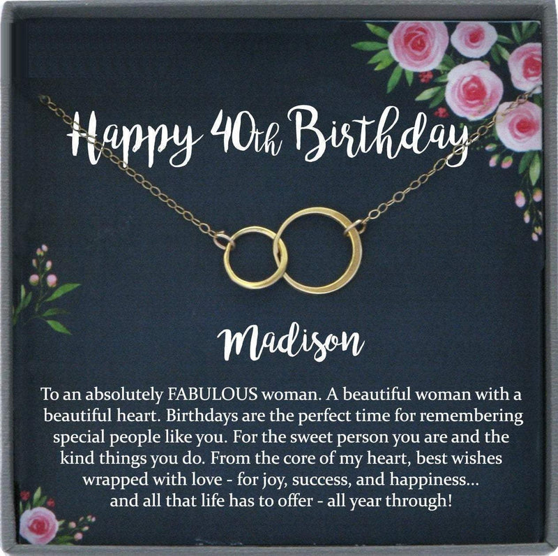 40th birthday gifts for women gift Ideas gift for 40 year old woman, 40 and fabulous