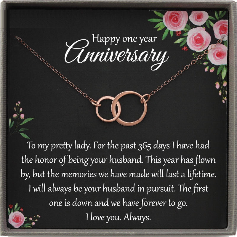 1st Anniversary gift for Wife first anniversary one year anniversary Gift Ideas