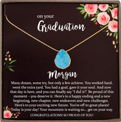College Graduation Gift for Her, Phd Graduation Gift for Daughter, High School Graduation Gift for Best Friend, Doctorate Masters Degree MBA
