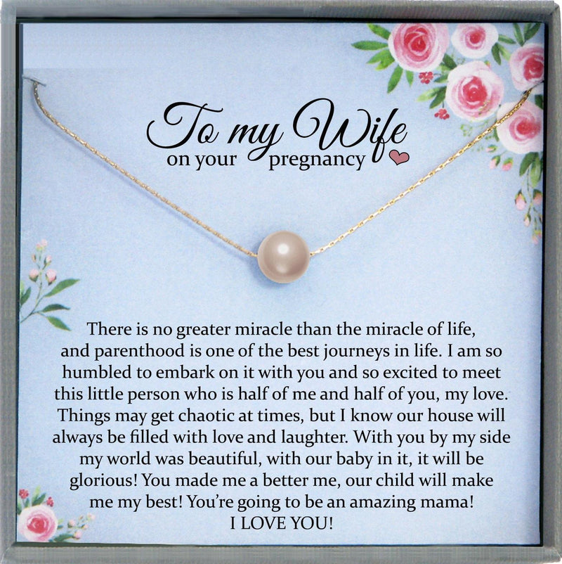 Wife Pregnancy Gift  for Wife Baby Shower Gift for Mom to be Gift for Expecting Mom Gift Pregnant Wife Gift from Husband