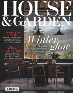 Art feature in House & Garden magazine