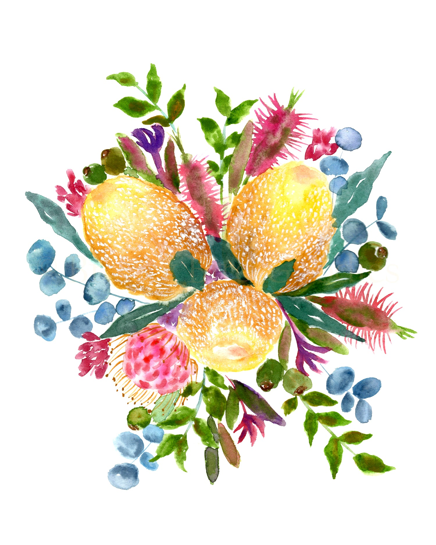 Banksia Bouquet - Limited Edition