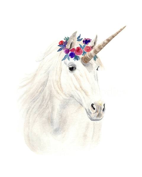 Aurora the Magical Unicorn