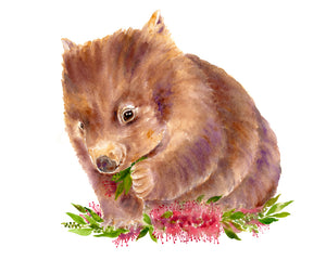 Charlie the Wombat