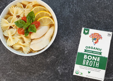 Italian Inspired Broth Bowl
