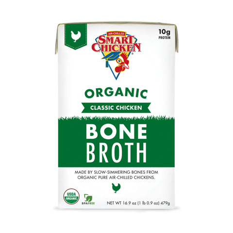 Classic Chicken Bone Broth