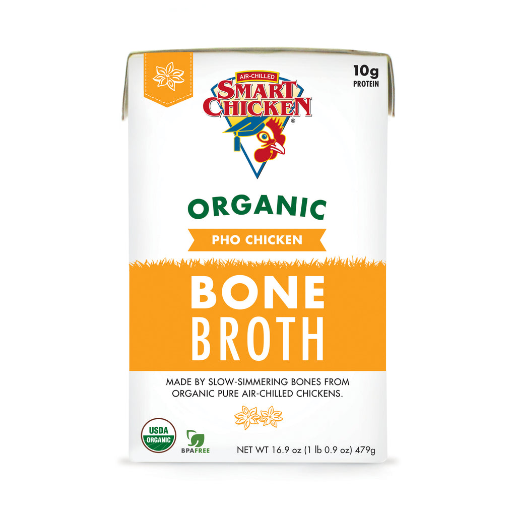 Pho Chicken Bone Broth