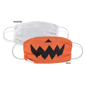 Martex Health Youth Halloween Gathered Face Mask 3-Pack