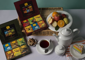 Spicy & Fruity Tea Collection